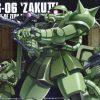 【ガンプラ】HGUC 1/144 MS-06 量産型ザク なんとなく好きなキット