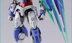 【ガンダム00】METAL BUILD ダブルオークアンタ12月に発売、ショップとの対話が始まる!