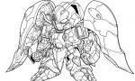 【ガンダムΖΖ】ガシャポン戦士フォルテでクイン・マンサ