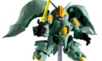 ガシャポン戦士f EX03 クィン・マンサ  3500円
