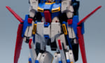【ガンプラ】MG MSZ-010 ZZガンダムver.Ka 強化用パーツのレビュー紹介