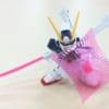 【SDガンダム クロスシルエット】クロスボーン・ガンダムX1 テストショットが公開!