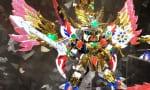 【ガンプラ】LEGENDBB新商品の『飛駆鳥大将軍』が初展示!