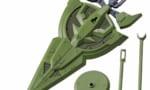 【ガンプラ】量産型ジオニックソードとかいうとんでも武器wwwwwwwwwwwww