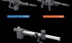 【HGオリジンガンダム】武器もいっぱい付いて前期型と中期型が選べるのはありがたいな…