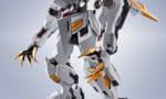 【予約開始!】『METAL ROBOT魂 〈SIDE MS〉 ガンダムバルバトスルプスレクス 『機動戦士ガンダム 鉄血のオルフェンズ』』