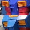 【ガンダム RX-78-2】ダクトの形状は出てる構造が基本な時期もあったよね