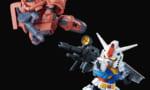 【予約開始!】『SDガンダムクロスシルエット RX-78-2 ガンダム & シャア専用ザクII プラモデル』