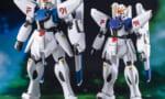 【ROBOT魂】F91のキットは決定版っていうのがなかなか無いね