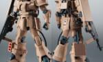 【ROBOT魂】ザクⅡF2キンバライト仕様発売!脚は自前で組み換えかな