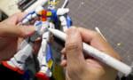 【ガンプラ】プラモの塗装って初心者は関節の塗装から練習すればいいのかな?