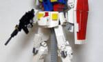 【画像】レゴで作ったガンダムの機体がめちゃ凄すぎるwwwww
